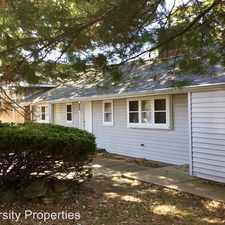 Rental info for 2029 N. Dunn Street in the Bloomington area