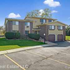 Rental info for 5103 W 82nd Ct. - #D in the Schererville area