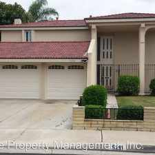 Rental info for 5261 Marview Dr. in the Cerritos area