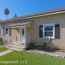 Rental info for 130 Mariposa Ave in the Arcadia area