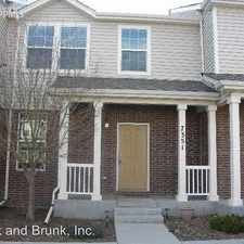 Rental info for 7351 Countryside Grove in the Fountain area