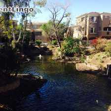 Rental info for 4644 N 22ND ST UNIT 1008 in the Phoenix area