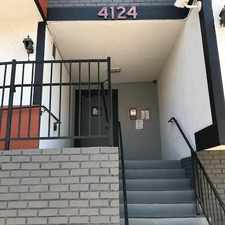 Rental info for 4124 Eagle Rock Blvd in the Glassell Park area