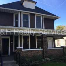 Rental info for Coming Soon - Charming 3BR/1BA in Fountain Square! in the Near Southside area