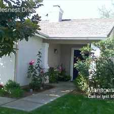Rental info for 924 Eaglesnest Drive in the Norco area