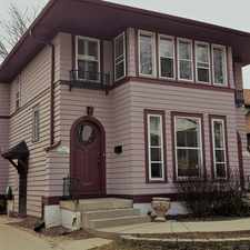 Rental info for 2541 N. 68th St. - **SPECIAL** Charming 2 Bedroom Lower Duplex in Wauwatosa in the Enderis Park area