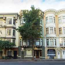 Rental info for 1163 PINE Apartments in the Lower Nob Hill area