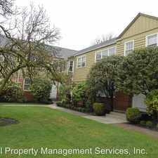 Rental info for 2420 NW Quimby St in the Portland area