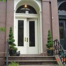 Rental info for Greene St in the Jersey City area