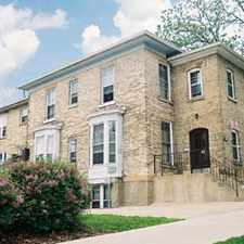 Rental info for 424 Wisconsin Ave in the Madison area