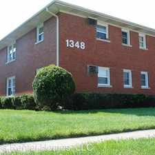 Rental info for 1348 Royalty Court in the Lexington-Fayette area