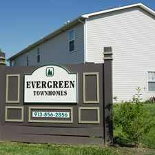 Rental info for Evergreen Townhomes in the Gardner area