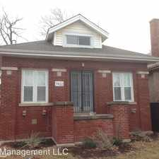 Rental info for 7922 S Luella Ave in the South Chicago area