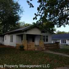 Rental info for 410 N 10th in the Ponca City area