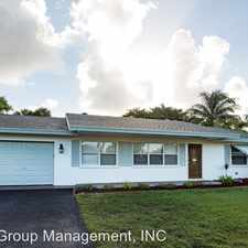 Rental info for 598 E Conference Dr
