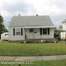Rental info for 532 Burroughs Ave. in the 48529 area