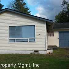 Rental info for 1413 22nd St in the Happy Valley area