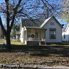 Rental info for 301 N C st in the Poplar Bluff area