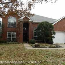 Rental info for 205 Devonshire Dr in the Grand Prairie area