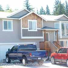 Rental info for 17311 73rd Dr NE in the Marysville area