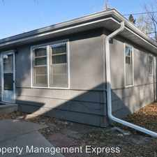Rental info for 709 E 19th St - 711