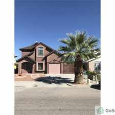 Rental info for Great two level Home with Refrigerated Air, one car garage and extra parking on side. 3 bedroom, 1-1/2 bath, $975 and $800 deposit Available Today in the Vista Real East area