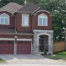 Rental info for 1292 McCron Crescent in the Whitchurch-Stouffville area