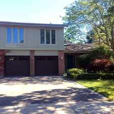 Rental info for 17 Bramble Drive in the Banbury-Don Mills area
