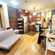 Rental info for 135 Rogers Avenue in the New York area