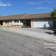 Rental info for 541 N. Jalapa Dr. in the 91773 area