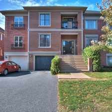 Rental info for 9030 Le Corbusier #8 in the Longueuil area