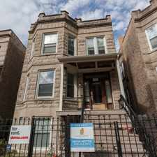 Rental info for 2432 West Haddon Avenue #1 in the Humboldt Park area