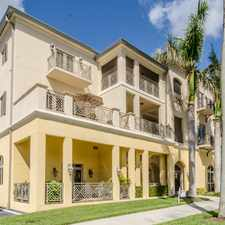 Rental info for 380 10th Street South #203 in the Naples area
