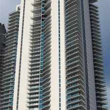 Rental info for 17001 Collins Avenue #1808 in the Sunny Isles Beach area