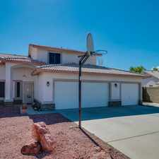 Rental info for OPEN HOUSE TODAY! 10AM to 2PM 18832 N 42nd CIR, Glendale, AZ 85308 in the Phoenix area