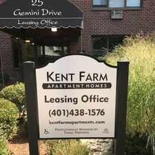 Rental info for Kent Farm Apartment Homes in the East Providence area