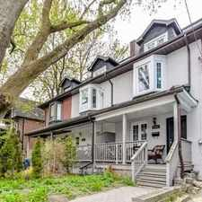 Rental info for 268 Ashdale Avenue in the Woodbine Corridor area