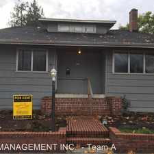 Rental info for 6114 NE Wasco Street in the North Tabor area