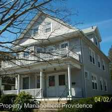 Rental info for 121-123 Pawtuxet Ave