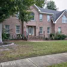 Rental info for 1753 Mill Wood Way in the Suffolk area