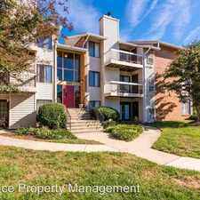 Rental info for 1102 Castle Harbour Way - 1 Unit 3A in the Pasadena area