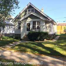 Rental info for 3412 N 36th Street in the Sherman Park area