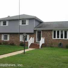 Rental info for 1205 Duke of Gloucester Street in the Colonial Heights area