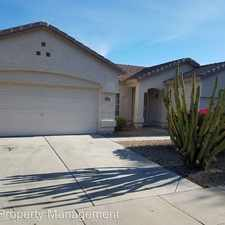 Rental info for 14830 W Lupine Ln