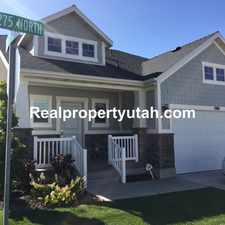 Rental info for 1081 W 275 N in the Clearfield area