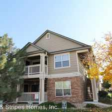 Rental info for 4385 S. Balsam Street #10-204 in the Marston area