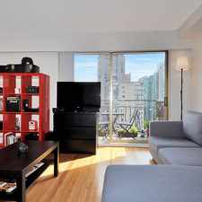 Rental info for 840 Broughton St in the Vancouver area