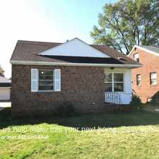Rental info for 19330 McCracken in the Cleveland area