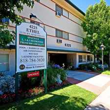 Rental info for Ethel Avenue Apartments in the Los Angeles area
