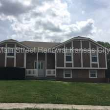 Rental info for 1711 Roberta Drive in the Raymore area